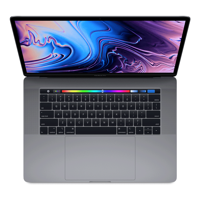 Makro Office MacBook Pro