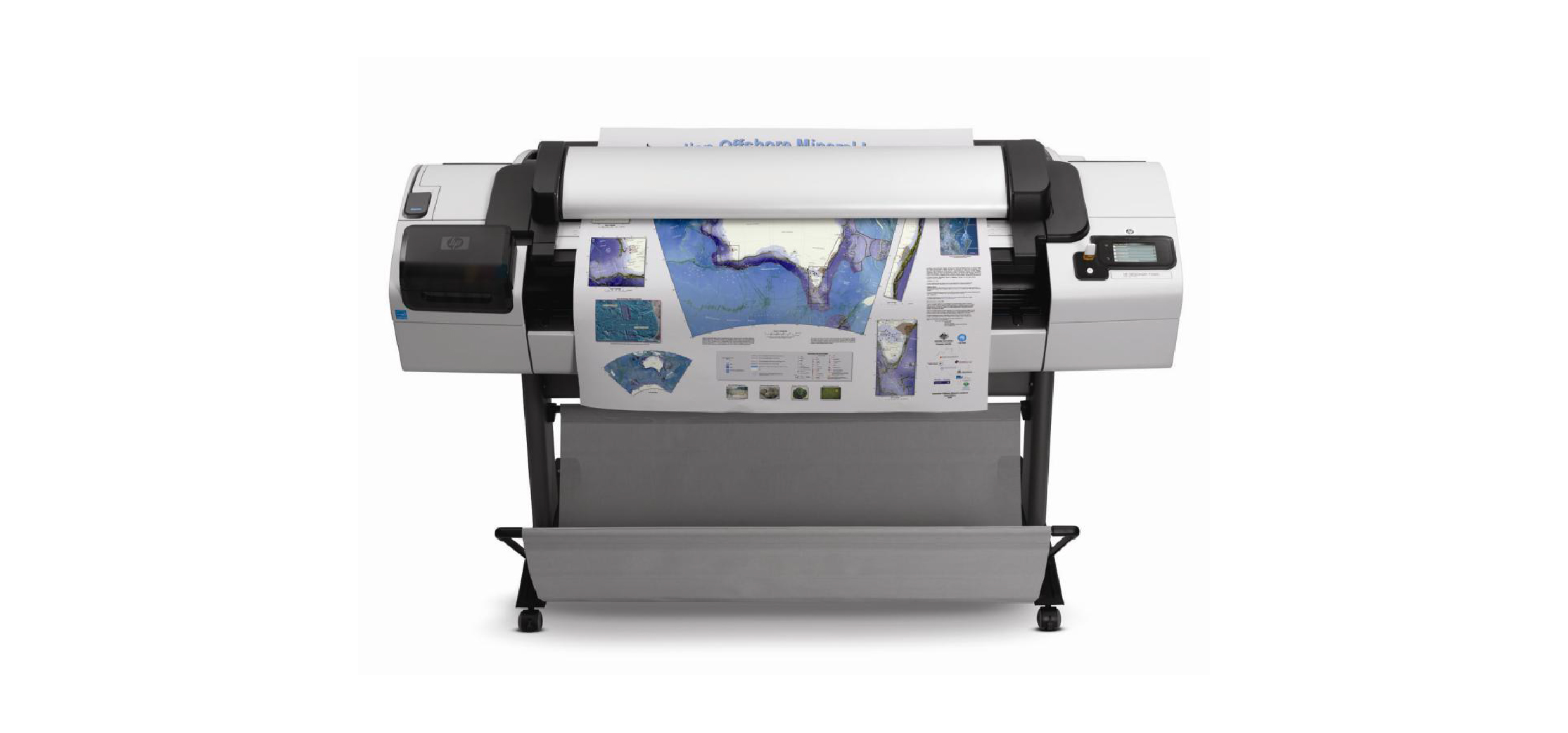 Makro Office Plotter hp
