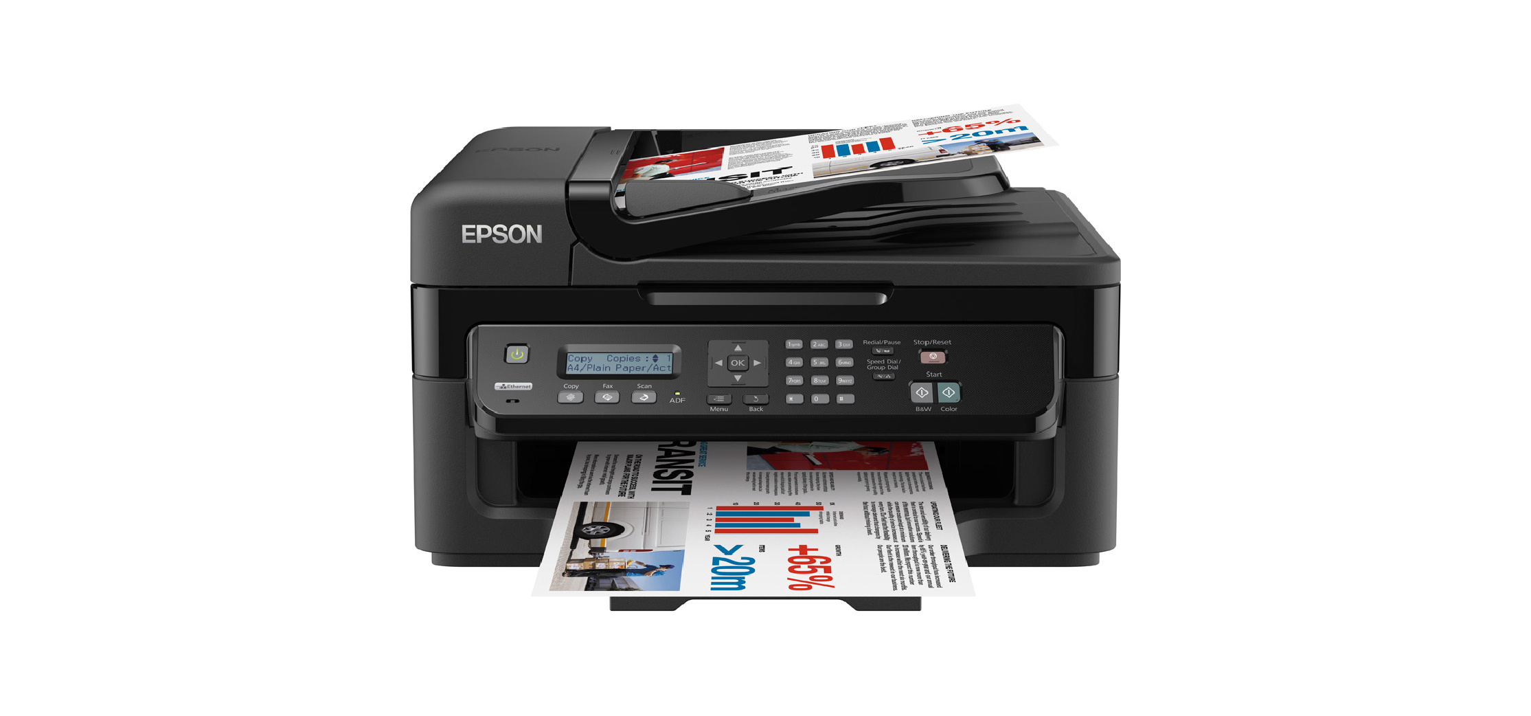Makro Office Epson Multifuncional
