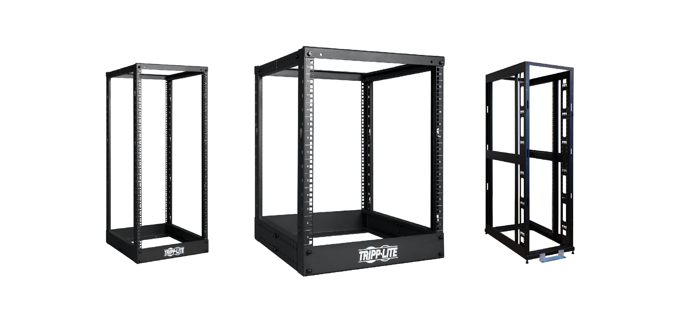Makro Office Tripplite racks